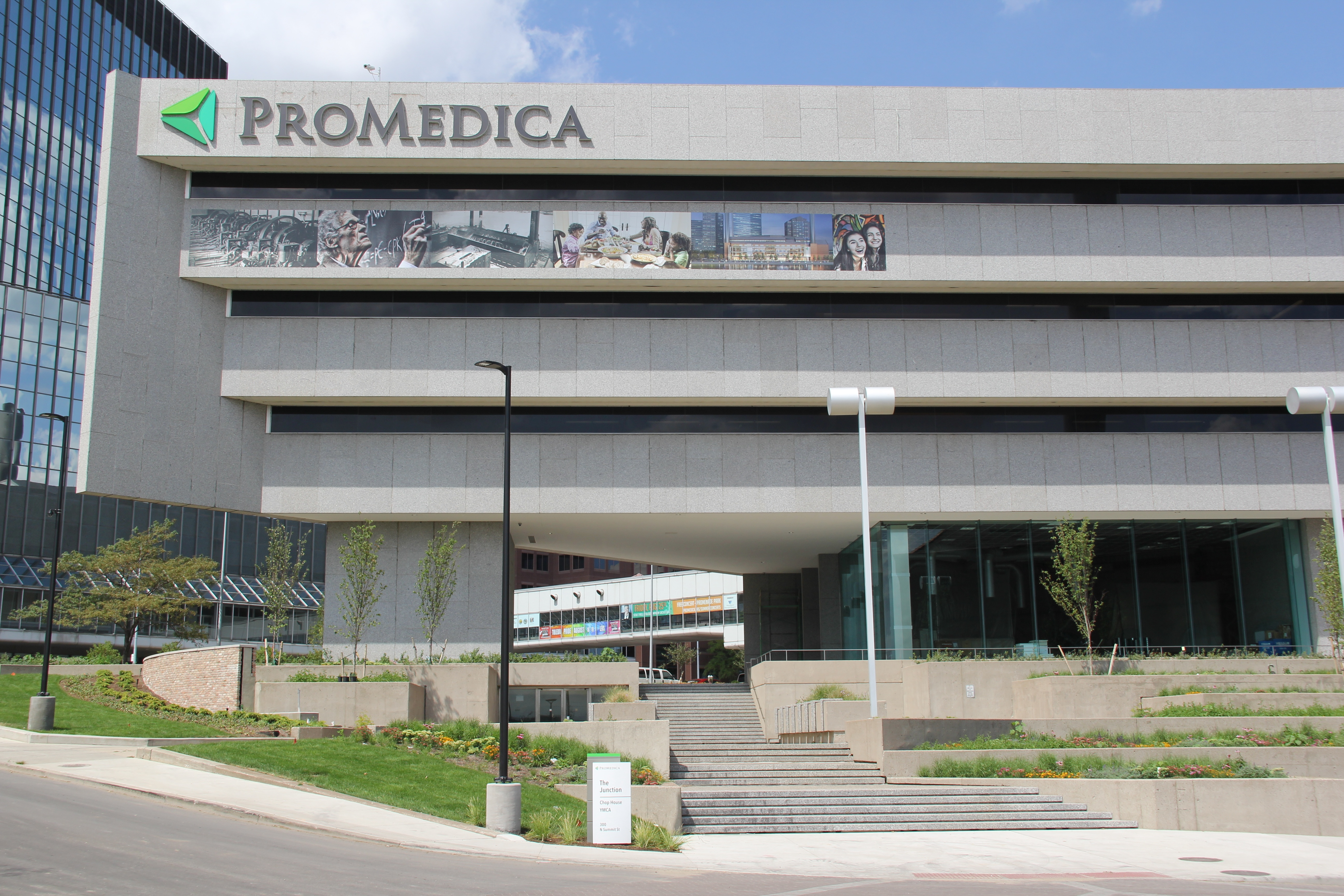 ProMedica Downtown Toledo Headquarters - The Junction Building