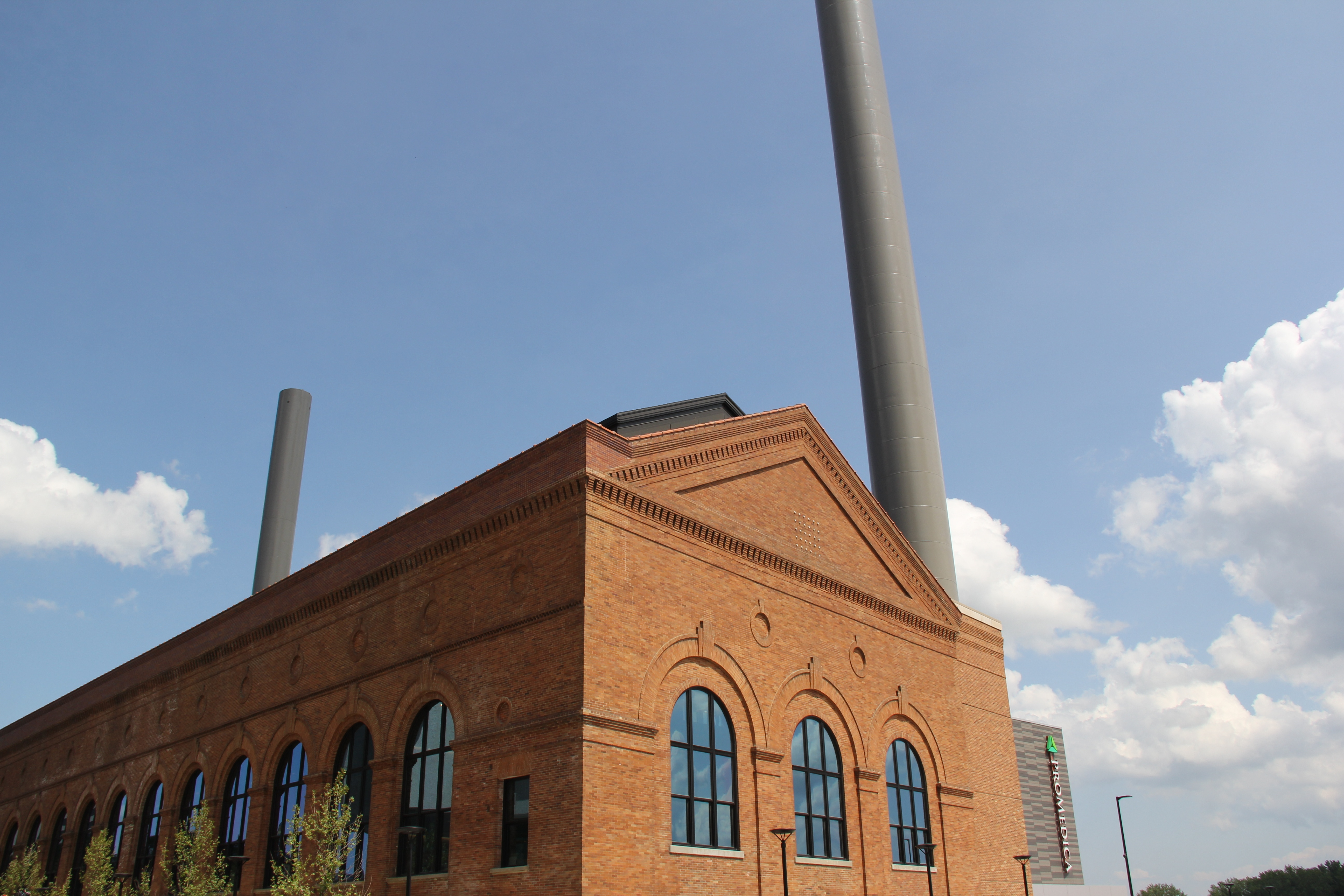 ProMedica Downtown Toledo Headquarters - The Steam Plant Building